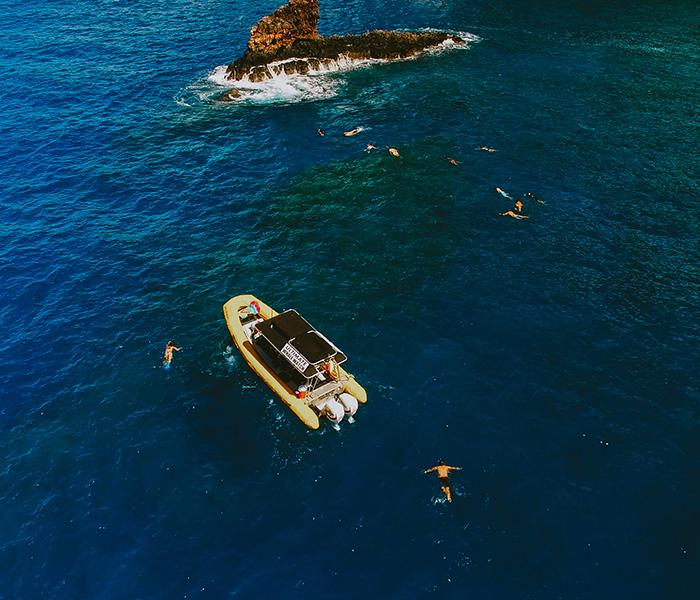 maui snorkeling tours in lanai