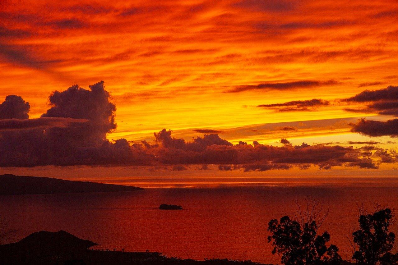 Maui's Haleakala Sunset